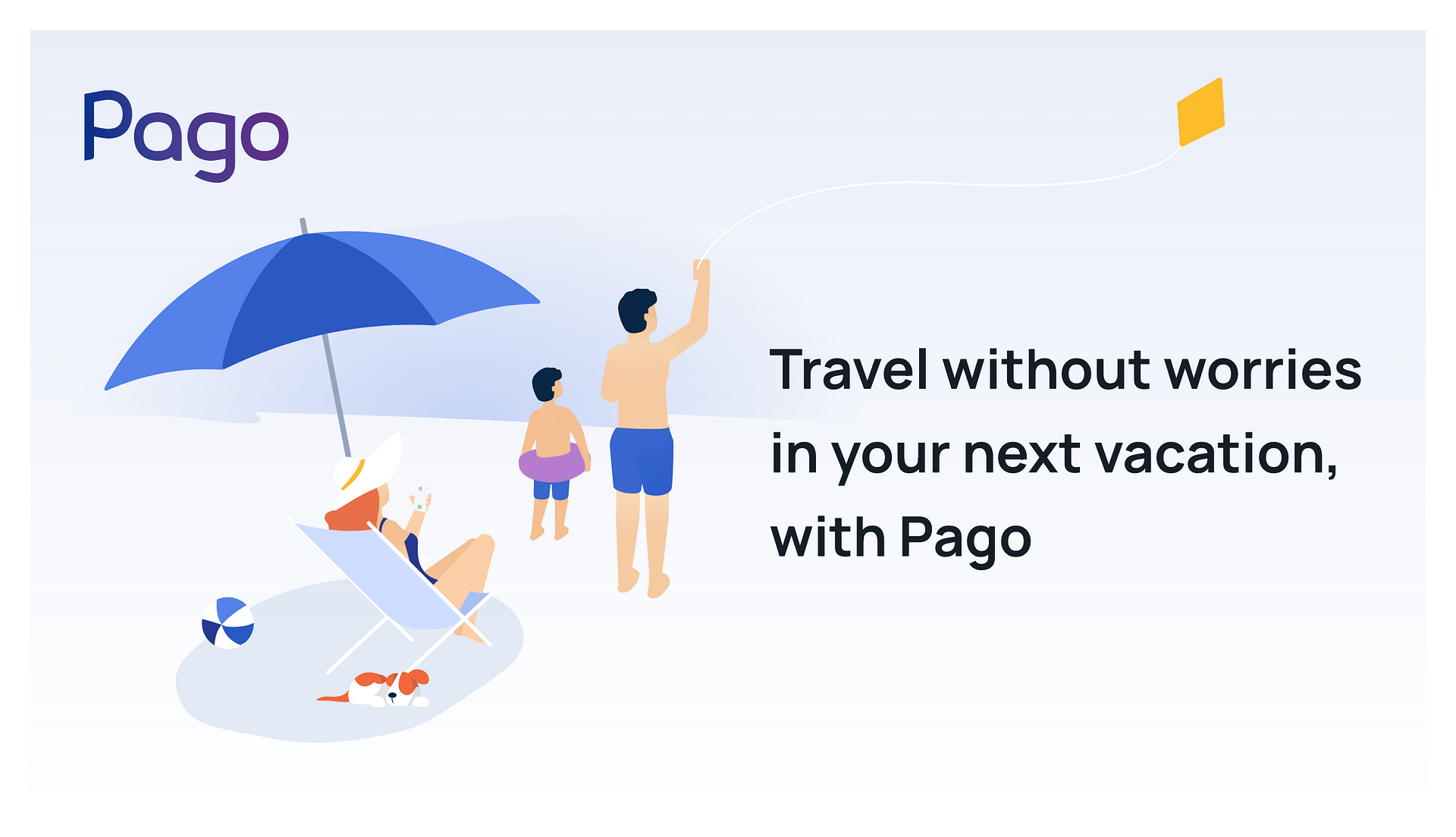 All about the travel insurance from Pago