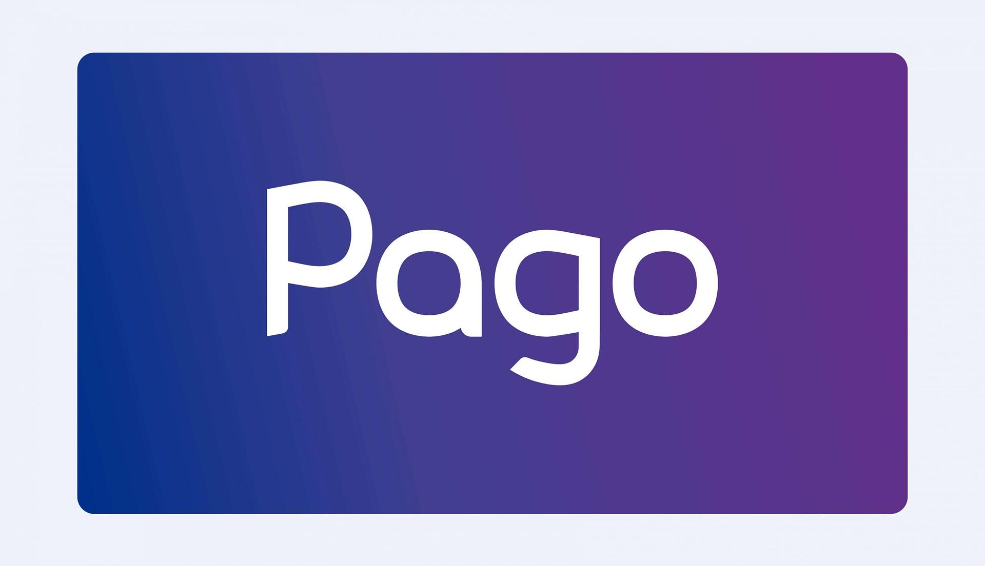 O nouă identitate vizuală care reprezintă evoluția Pago